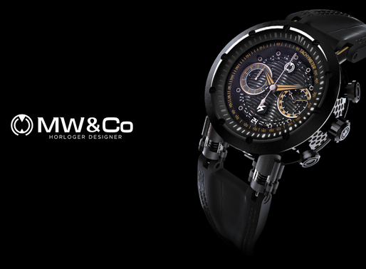 MW&CO: ASSET KOTA, Automatic Flyback Chronograph