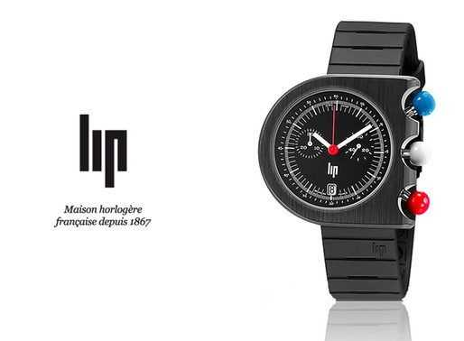 LIP; Mach 2000 chrono- 671159 An emblematic, ergonomic delight