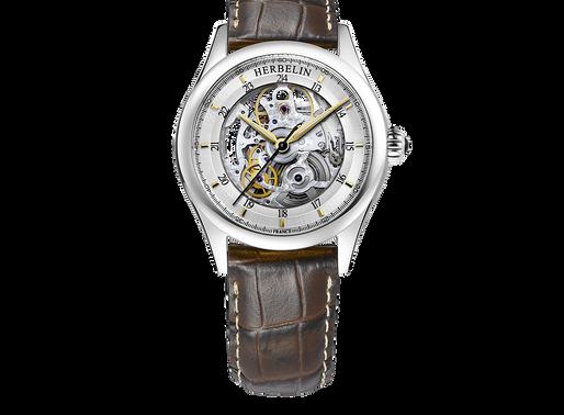 Michel Herbelin: Classiques 24H Automatic  1661/SQT12MA