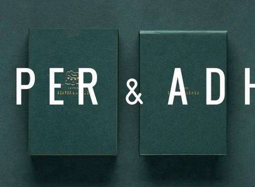 SEMPER & ADHUC: Immédiate originale Elegant minimalism with a restored vintage heart