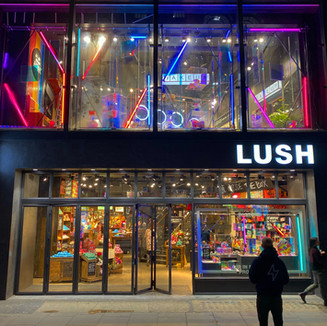 Lush Oxford St