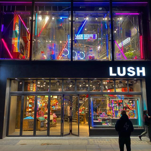 Lush Oxford St
