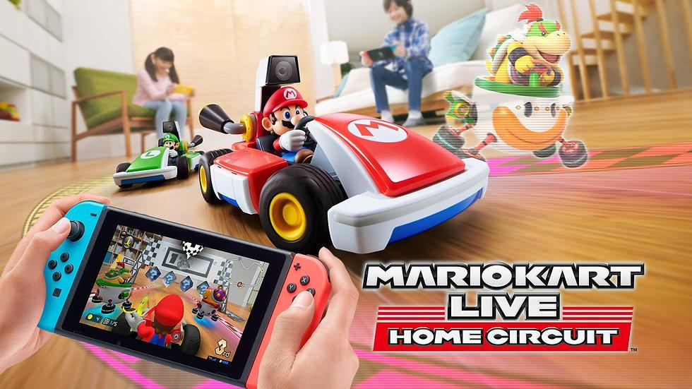 Nintendo Mario Kart Live Home Race Kit