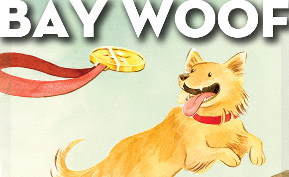Winner! Best Dog Walker 2018 Award