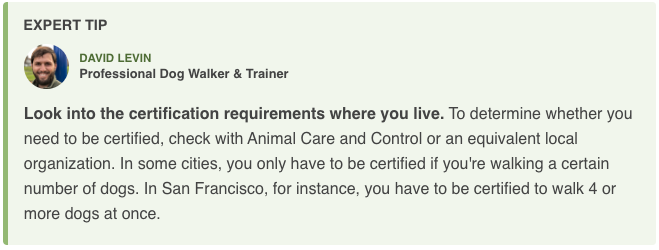 https://www.wikihow.com/Become-a-Professional-Dog-Walker