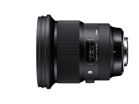 Sigma Art 105mm 1:1.4 DG HSM ø105