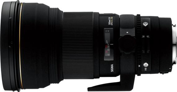 Sigma 300mm 1:2.8 EX DG IF HSM APO ø46