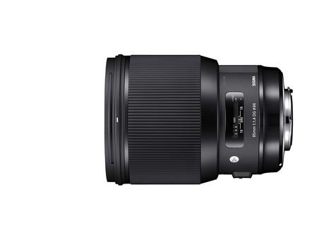 Sigma Art 85mm 1:1.4 DG HSM ø86