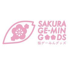 SAKURA GE-MIN GOODS LOGO