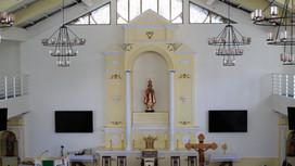 救世主堂新堂落成暨祝聖典禮