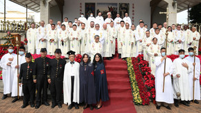 萬金聖母聖殿開教159週年慶