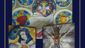 慶祝高雄教區成立六十周年繪畫比賽成績公告