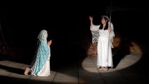 高雄教區舉辦聖誕音樂劇迎接救主耶穌的誕生