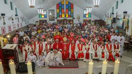東港天主堂建堂60周年