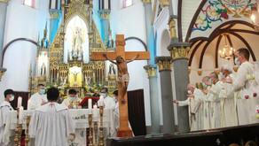 高雄教區歡慶玫瑰聖母慶節為福音廣傳祈禱