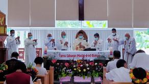 大愛聖維雅納堂五周年慶