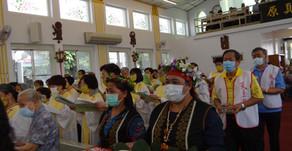 左營聖女小德蘭堂朝聖地主保堂慶劉總主教主禮感恩聖祭