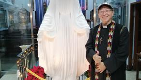 恭賀李若望副主教任台南教區新任主教