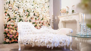 Ziedu siena Tavam īpašajam mirklim