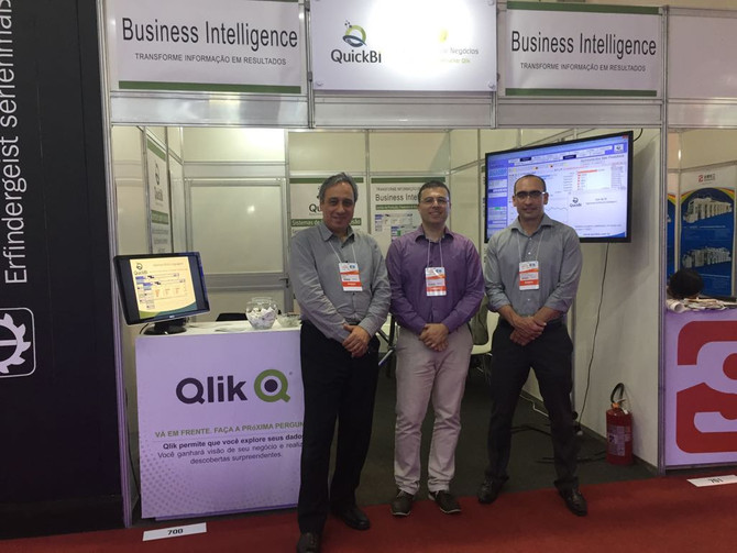 QuickBi participa da ExpoPrint Latin America 2018