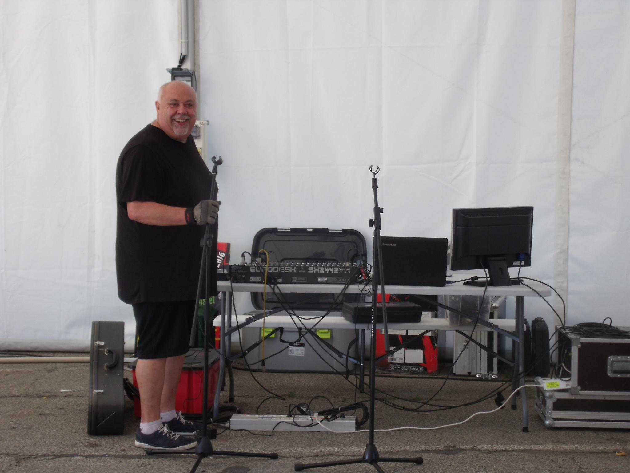 DJ au top !