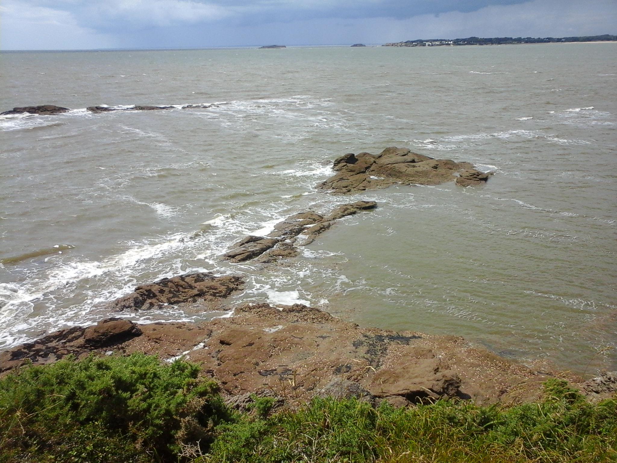 L'océan à 5 mn à peine :)