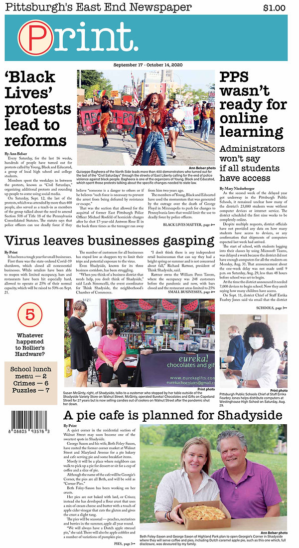 Virus leaves businesses gasping page 1.j