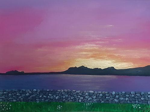 BallyDavid Sunset
