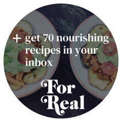 For Real Recipe eBook