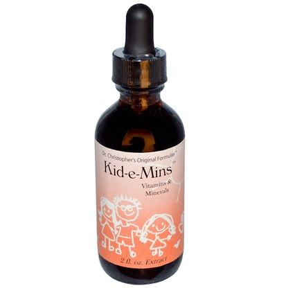Kid-e-Mins Herbal Drops