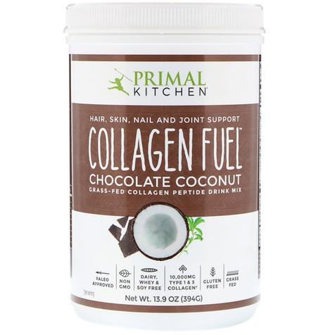 Choc Collagen Fuel