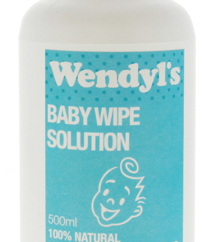 Baby Wipe Solution