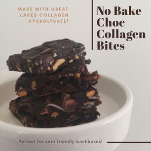 Recipe: No Bake Chocolate Collagen Bites