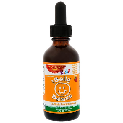 Bioray Kids NDF Belly Balance Probiotic Blend