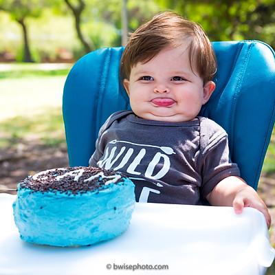 Cameron's 1st Birthday