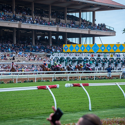United Rentals (Opening Day - Del Mar Races)