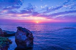 Sun Set Cliffs (1 of 1)