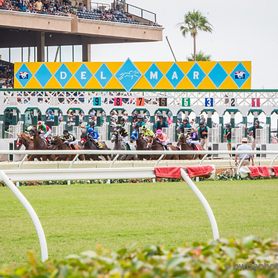 United Rentals - Opening Day - Del Mar Races