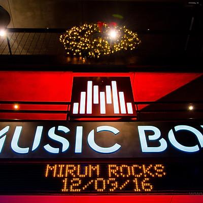Mirum (Music Box)