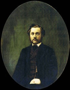 Alfred Duckworth, U.S. Deputy Marshall.  He was killed on 03-01-1876 by Lewis Redmond.