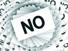 Savez-vous dire NON ?
