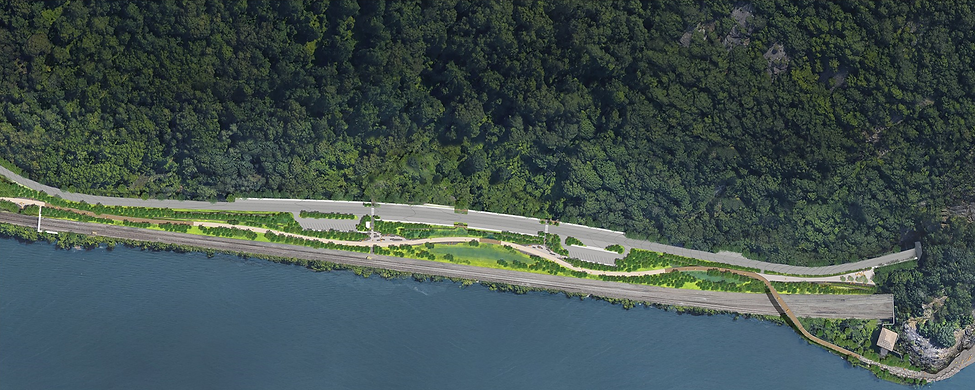 breakneck site plan PICNIC GROVE REMOVED