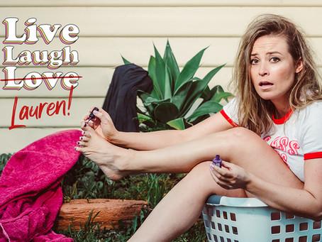 MICF - Lauren Edwards: Live, Laugh, Lauren