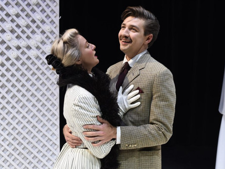 The Importance of Being Earnest - Artefact Theatre Co.