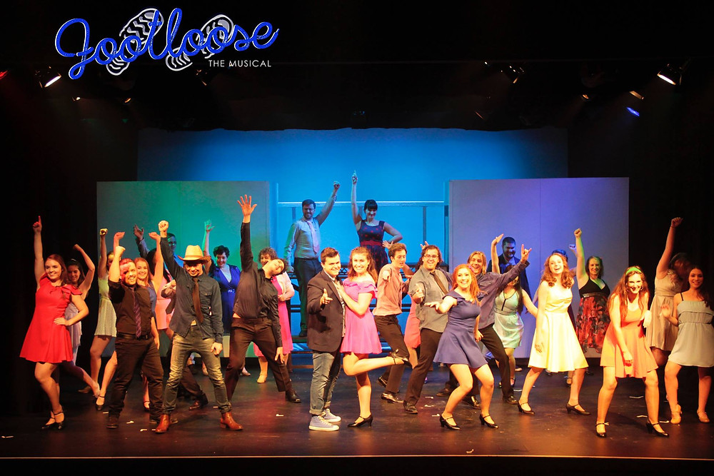 The Cast of Footloose - MLOC