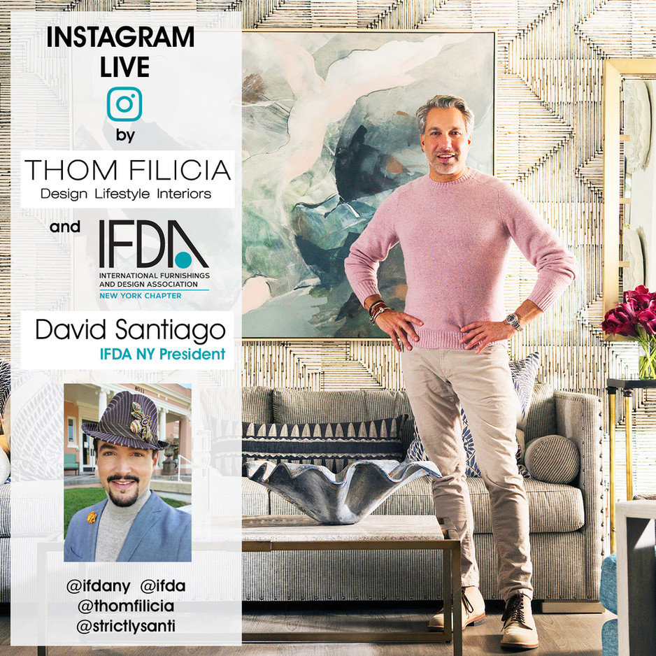 Thom Fillicia IG Takeover for IFDANY