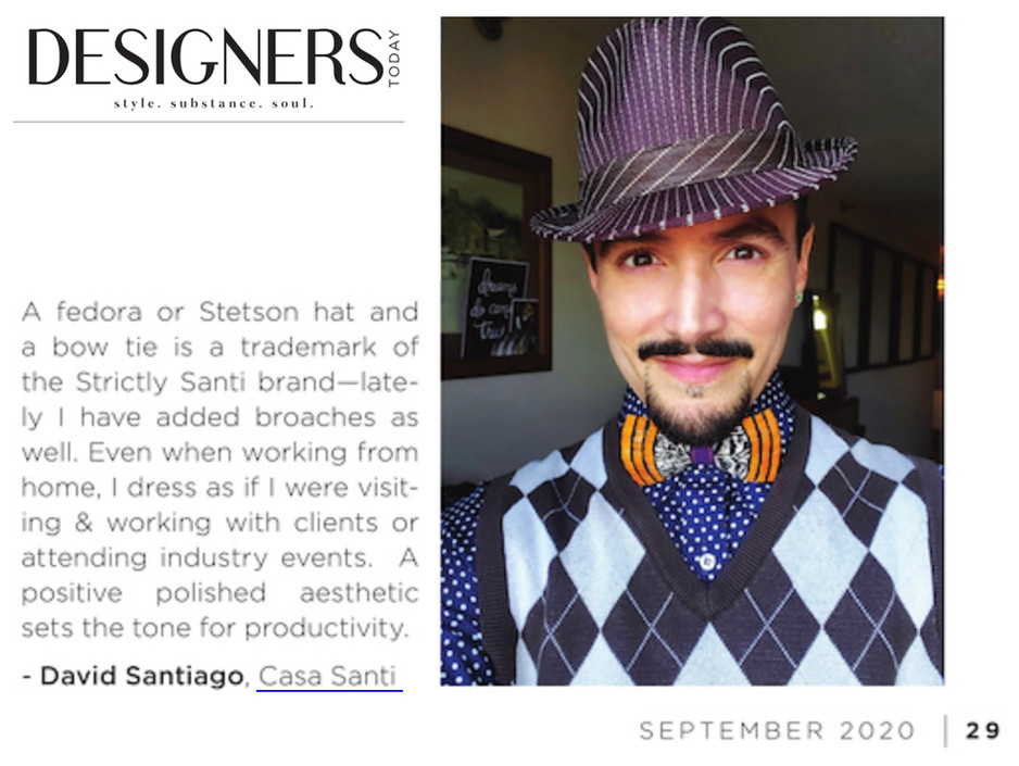 Designers Today - September 2020 Issue