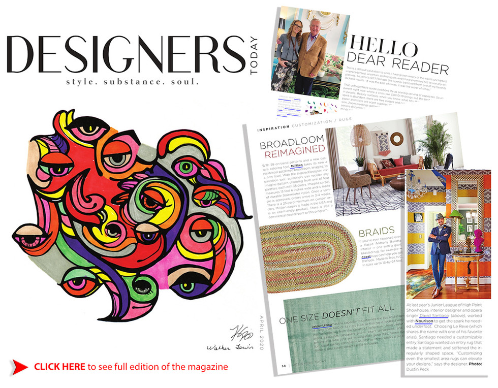 Designer's Today - April 2020