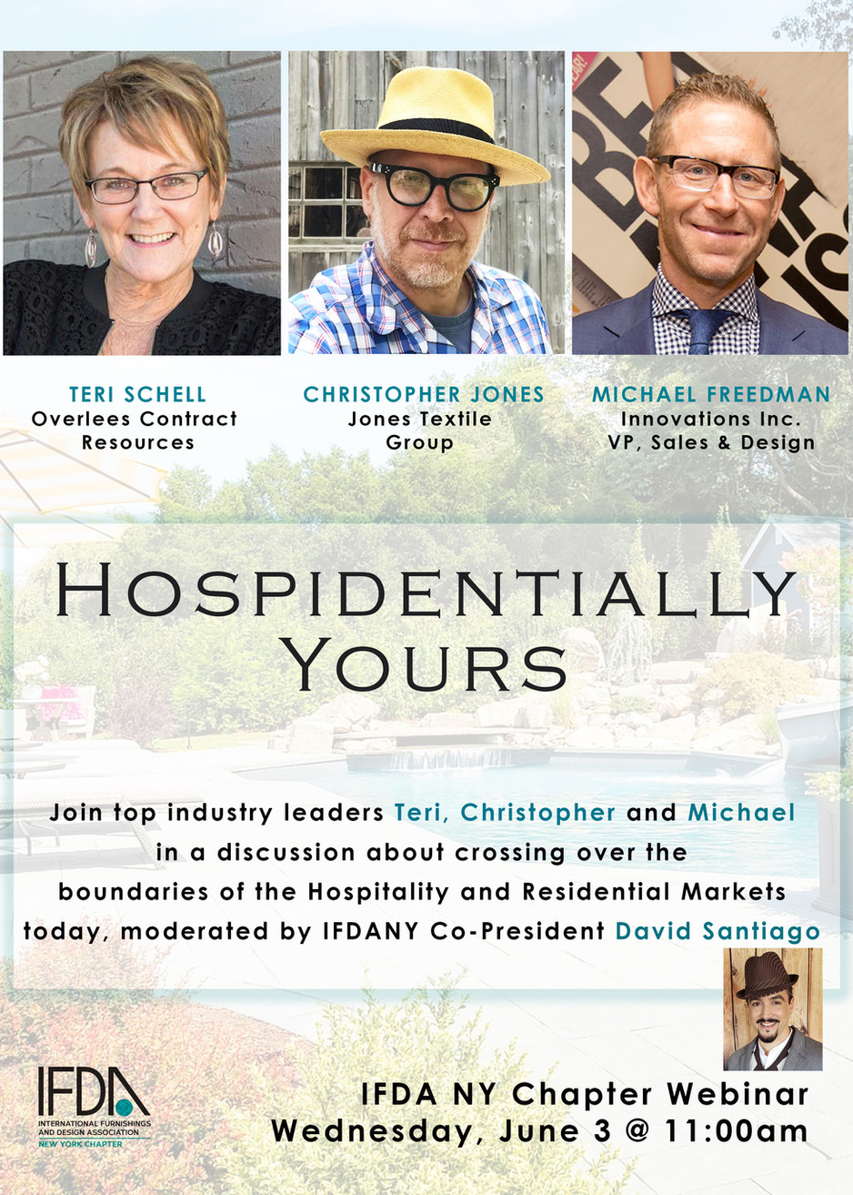 Hospidentially Yours | June 3, 2020