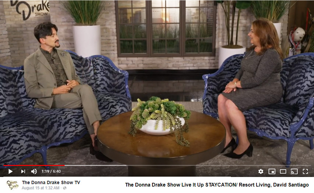 STAYCATION - The Donna Drake Show